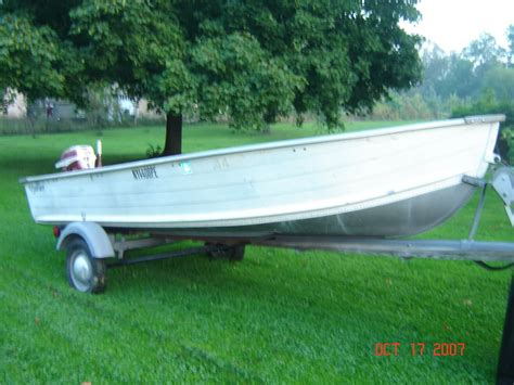 14 v bottom aluminum boat fs 14 foot aluminum boat motor trailer cheap 750
