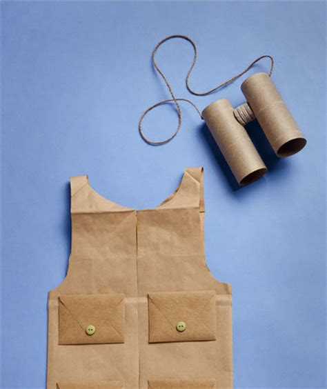 How To Make A Paper Vest - how to make a vest 16 easy diy costumes