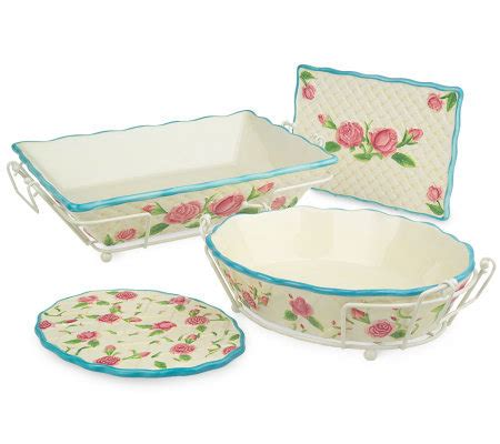 temp tations oven to table set temp tations 4 oven to table set w ceramic