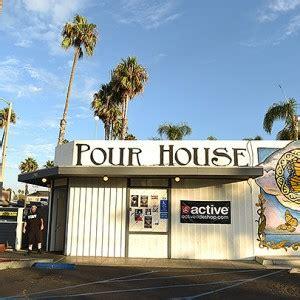 pour house pour house oceanside ca booking information music venue reviews