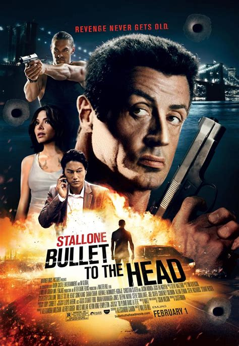 bullet to the dvd release date july 16 2013