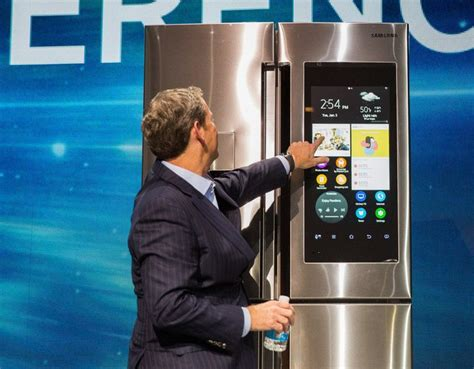 Kulkas Samsung Di Electronic City kulkas tercanggih samsung pakai android dijual rp 69 juta