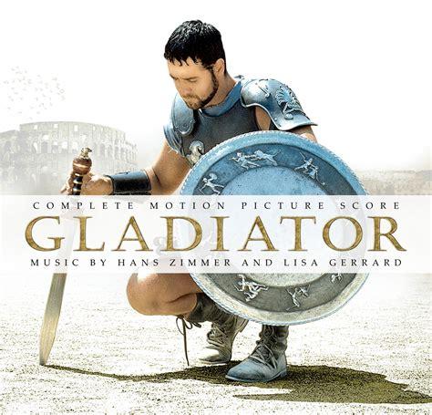gladiator film score lyrics hans zimmer com gladiator expanded score