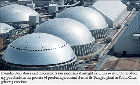 Hyundai Steel Company by Hyundai Steel Leads Industry Wide Shift To Green