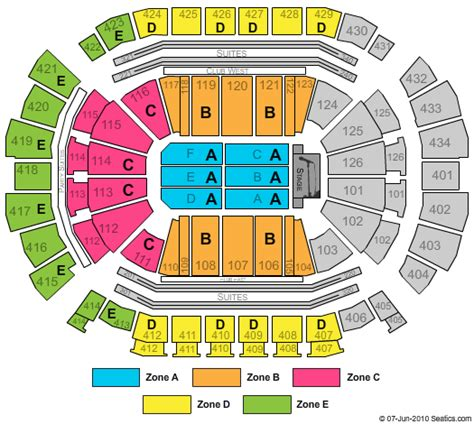toyota center floor plan toyota center floor seating chart brokeasshome com