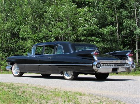 1959 Cadillac Limousine by Cadillac Fleetwood For Sale Hemmings Motor News