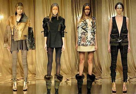 Wars Inspires Fall Fashion by Acne S Fall 2010 Sci Fi Collection Inspired By Wars