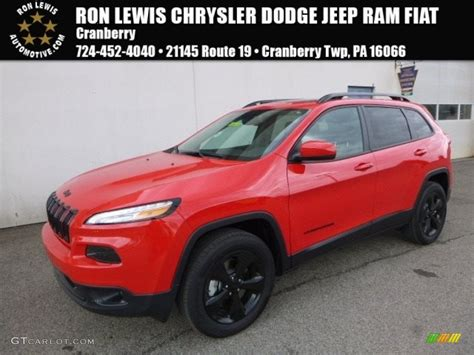 firecracker red jeep cherokee 2017 firecracker red jeep cherokee limited 4x4 119553113