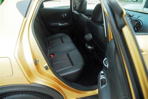 nissan juke interior back seat nissan juke interior back seat