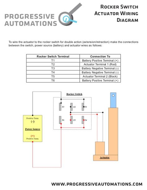 linear actuator wiring images