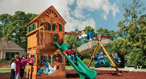 tree frogs swing set tree frog swing set fort playhouses pinterest