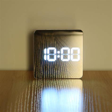 Digite Dg 2114 Black Original digoo dg dm1 wireless usb mirror led digital therometer temperature mode black alarm clock