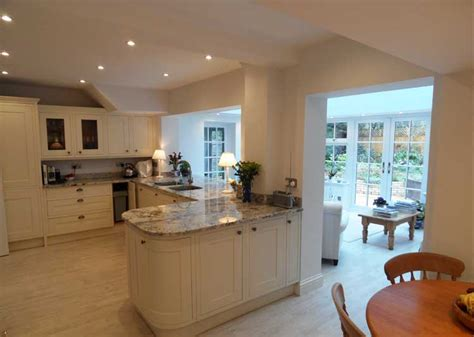 kitchen conservatory designs kitchen extensions in south oakley green conservatories