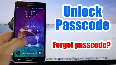 reset android phone without losing apps how to reset samsung galaxy phones password without losing