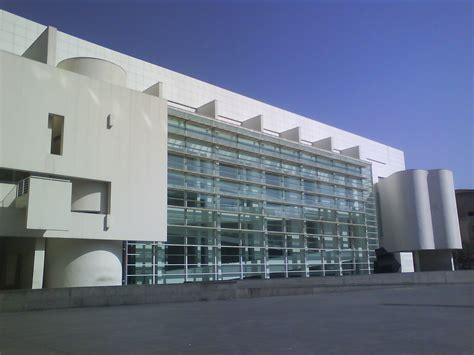 barcelona museum of contemporary