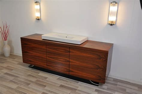 Extra Large Art Deco Bathroom Furniture Made Of Jacaranda Deco Bathroom Furniture