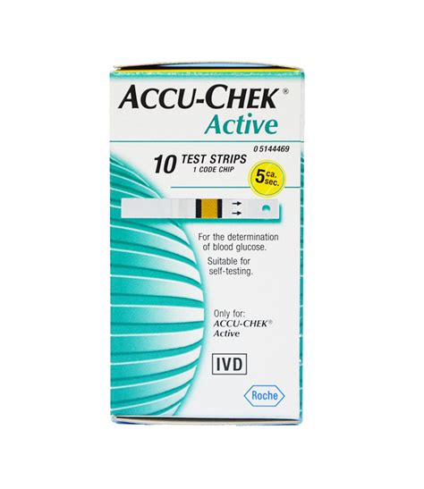 Accuchek Aktif buy accuchek active 10 strips in india health hindustan