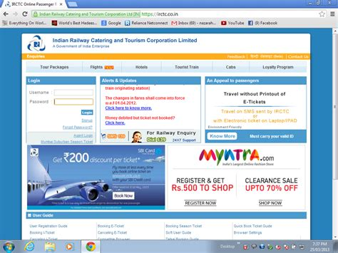 irctc seat avalable how to book railway e tickets i tickets on irctc