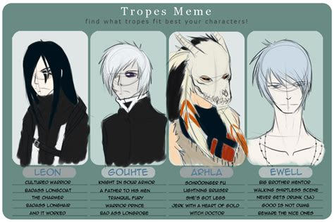 tv tropes tv tropes meme by ksteinhoff on deviantart