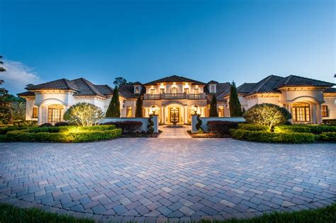 orlando s waterfront luxury homes gentleman s style