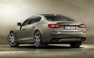 Maserati Official 2013 Maserati Quattroporte Official Images And