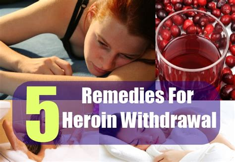 Detox From Drugs Home Remedies by 5 Home Remedies For Heroin Withdrawals Home
