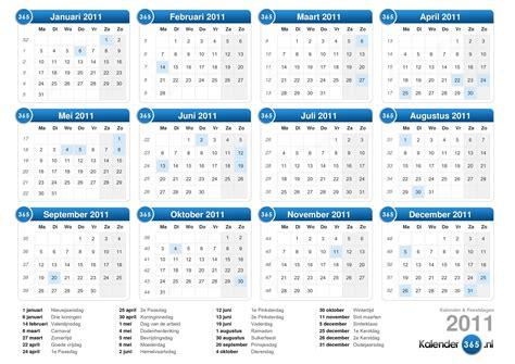 Calendario 365 Pt Kalender 2011