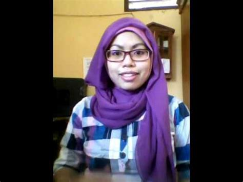 tutorial berhijab tanpa jarum tutorial hijab tanpa peniti jarum by dije youtube