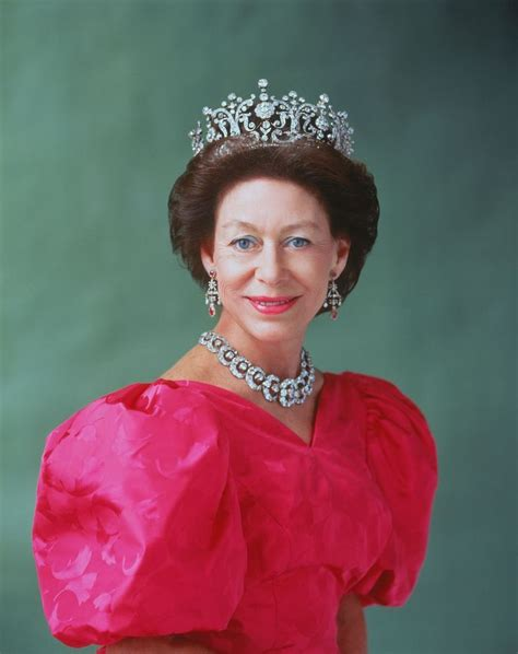 princess margaret august 14 2015 royal jewels the teck diamond necklace