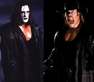 Sting Keeps The Going by Future Of Sting Warriors Passing Undertakers Retiring