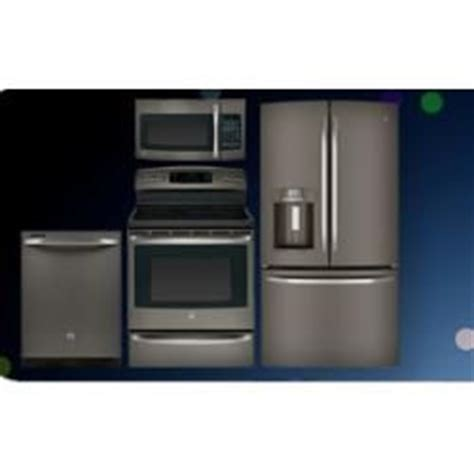 black friday kitchen appliances black friday special ge quot slate quot kitchen appliance package
