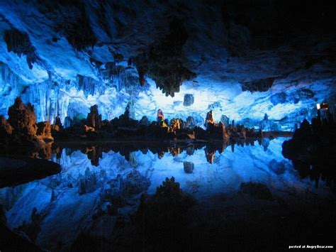 reed flute cave reed flute cave tourist attraction in china angryboar