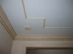 crown moulding applied ceiling moulding and rosette