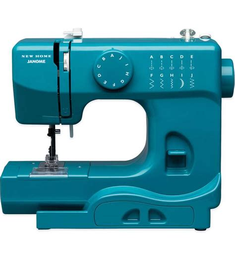 janome new home sewing machine marine magic jo