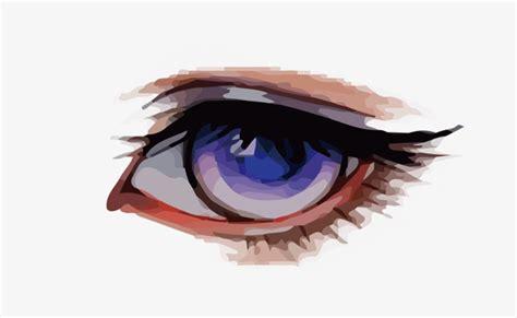 imagenes de ojos en dibujo vector de ojos morados violeta ojo de vector dibujo a