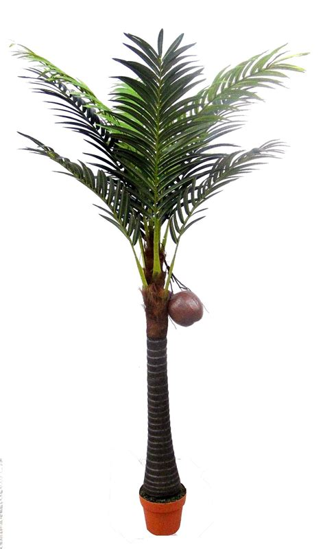 artificial palm tree artificial coconut palm tree at evergreen direct