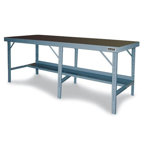 assembly benches durham 10 wide assembly bench 10 x30 quot steel top