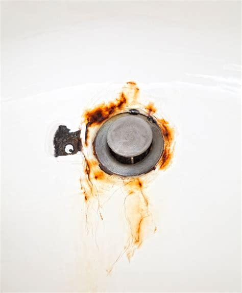Badewanne Flecken Entfernen by Rostflecken In Der Badewanne 187 So Entfernen Sie Sie