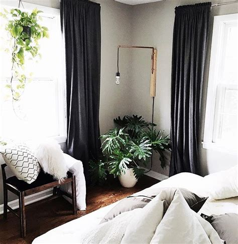 curtains as wall decor the 25 best dark curtains ideas on pinterest home