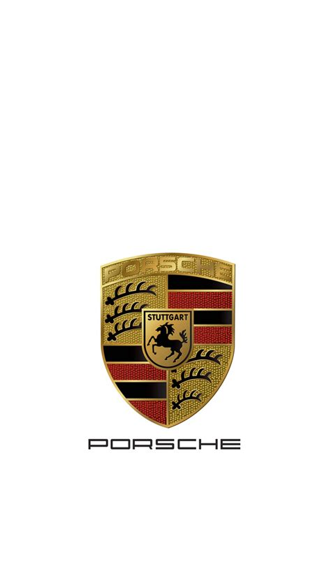 Porsche Iphone H Lle by Porsche Handy Logo Porsche Logos F 252 R Dein Smartphone