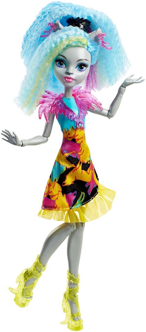 doll high high electrified silvi timberwolf doll shop