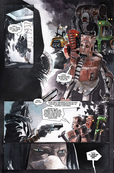 descender volume 5 rise of the robots books descender 7 releases image comics