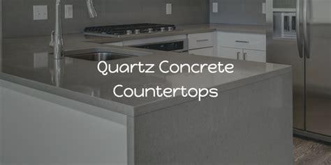 Kitchen Sink With Faucet Set Quartz Concrete Countertops Marblex Design International