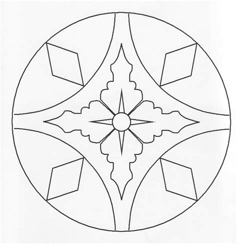 rangoli patterns free colouring pages