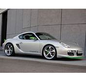 SpeedART Porsche Cayman S 987