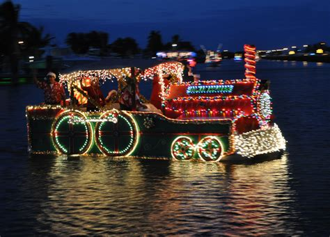 leigh outdoor pontoon boat boat parade christmas boats decorations boat parade