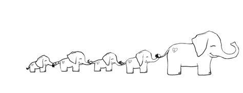 elephant parade by myopic on deviantart