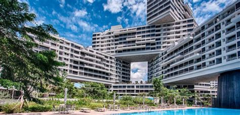 the amazing interlace housing complex in singapore the interlace by oma10