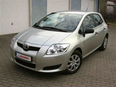 Toyota Auris 2009 Price Toyota Auris 2009 Reviews Prices Ratings With Various