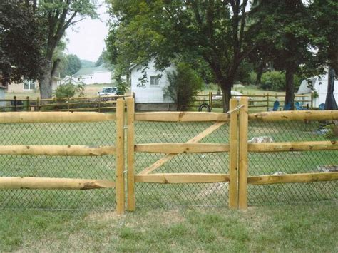 diy fence how to build a split rail fence gate